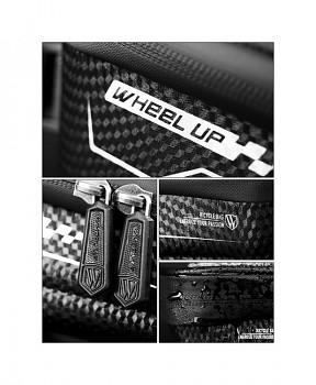 Pouzdro WHEEL UP Energize pro mobilní telefon na rám kola 2