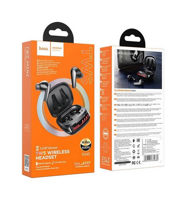 Bezdrátová sluchátka HOCO ES43 Lucky True Wireless 3