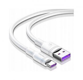 Rychlonabíječka do auta Baseus Circular 30W včetně USB-C datového kabelu 3