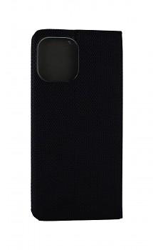 Knížkové pouzdro Sensitive Book na iPhone 12 Pro Max černé