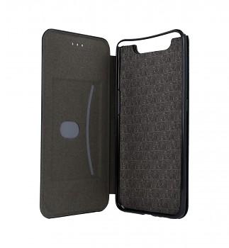 Knížkové pouzdro Vennus Kabura Elegance na Samsung A80 černé (2)