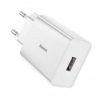 Rychlonabíječka Baseus Speed Mini 18W včetně datového kabelu USB-C 1