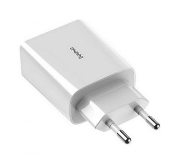 Rychlonabíječka Baseus Speed Mini 18W včetně datového kabelu USB-C