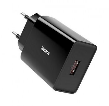 Rychlonabíječka Baseus Speed Mini 18W včetně datového kabelu microUSB 1