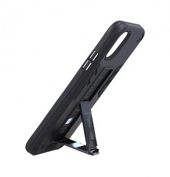 Ultra odolný zadní kryt Armor na iPhone 12 černý
