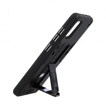 Ultra odolný zadní kryt Armor na Samsung A51 černý