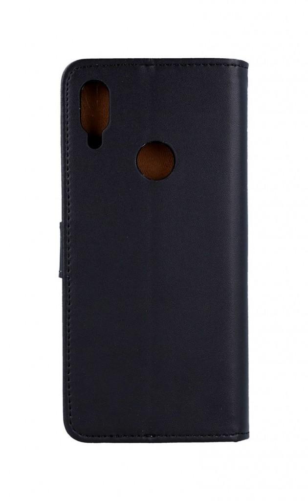 Knížkové pouzdro na Xiaomi Redmi Note 7 černé s přezkou 2