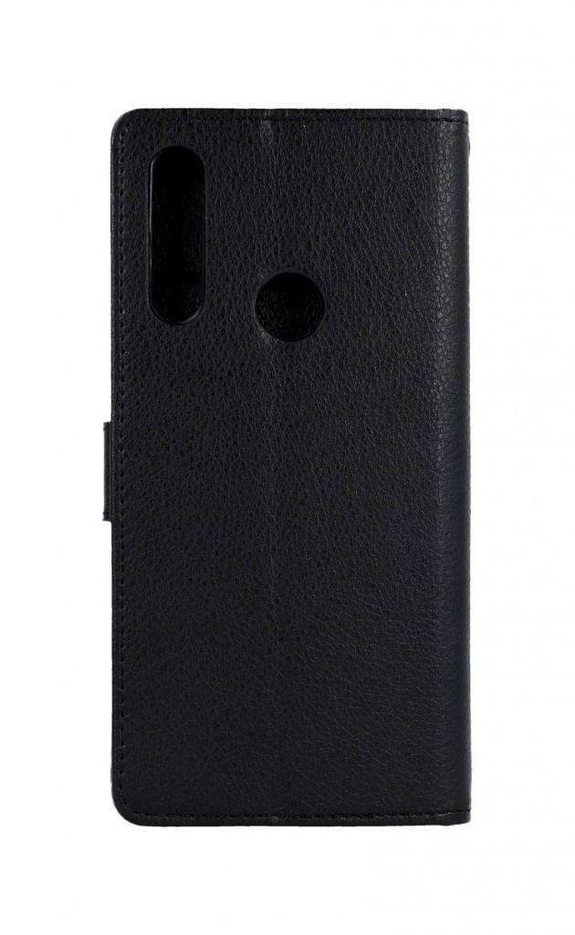 Knížkové pouzdro na Huawei P Smart Z černé s přezkou
