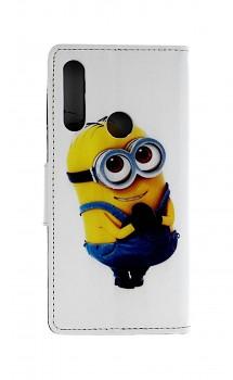 Knížkové pouzdro na Huawei P Smart Z Minion