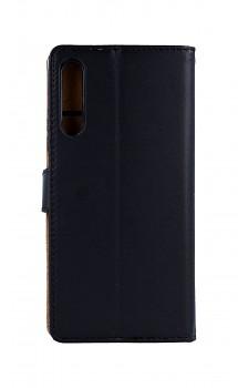 Knížkové pouzdro na Huawei P Smart Pro černé s přezkou 2