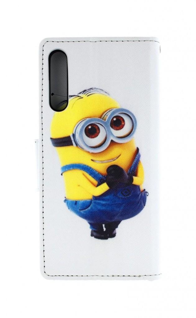 Knížkové pouzdro na Huawei P Smart Pro Minion