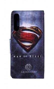 Knížkové pouzdro na Huawei P Smart Pro Superman 2