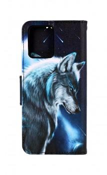 Knížkové pouzdro na Realme 8 Vlkodlak