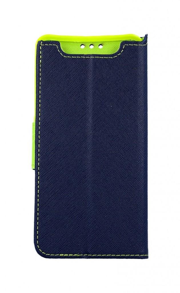 Knížkové pouzdro na Samsung A80 modré