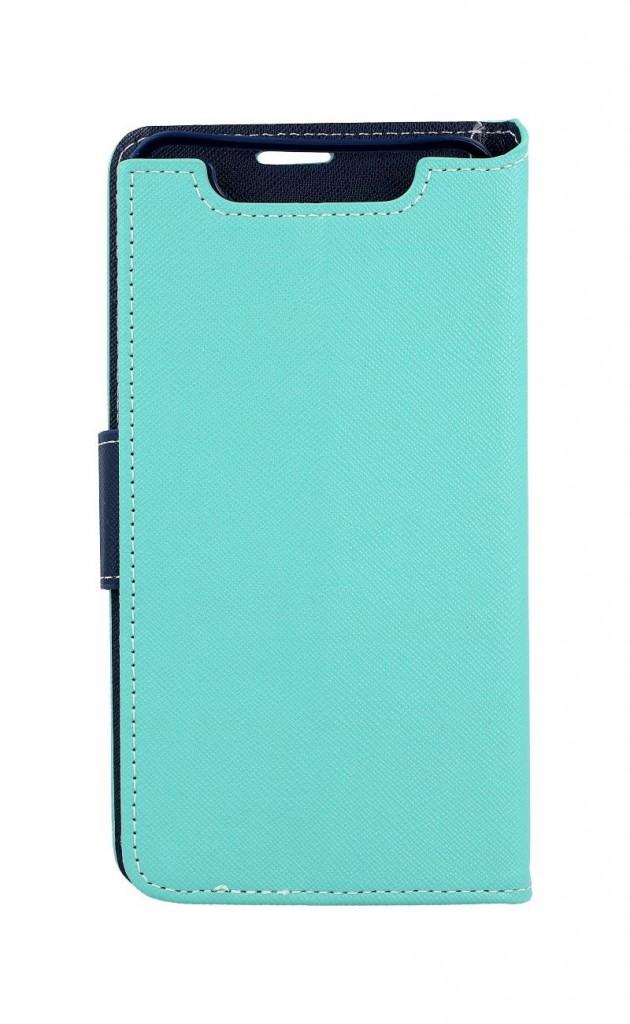 Knížkové pouzdro na Samsung A80 mentolové