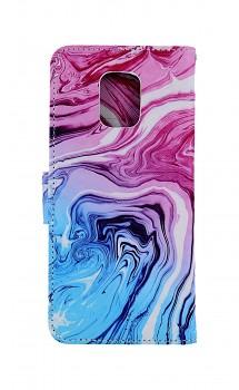 Knížkové pouzdro na Xiaomi Redmi Note 9 Pro Malba