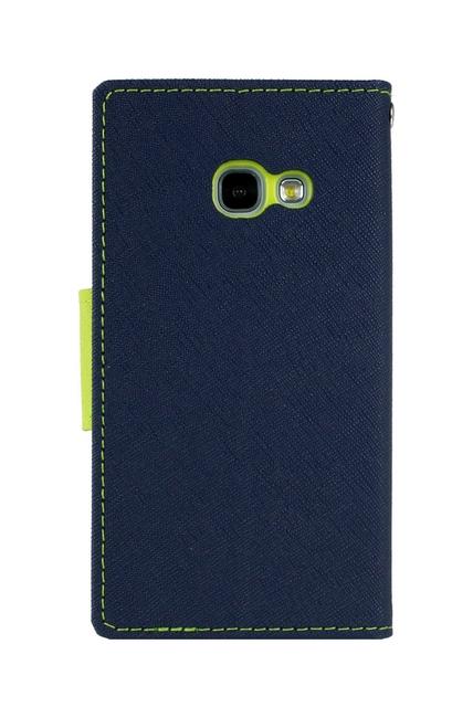 Knížkové pouzdro Mercury Fancy Diary na Samsung A3 2017 modré