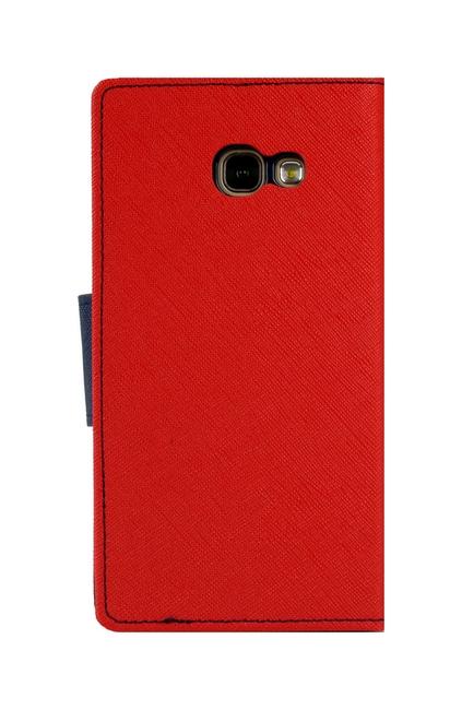 Knížkové pouzdro Mercury Fancy Diary na Samsung A5 2017 červené