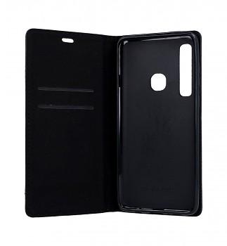Knížkové pouzdro Prestige Book na Samsung A9 černé (2)