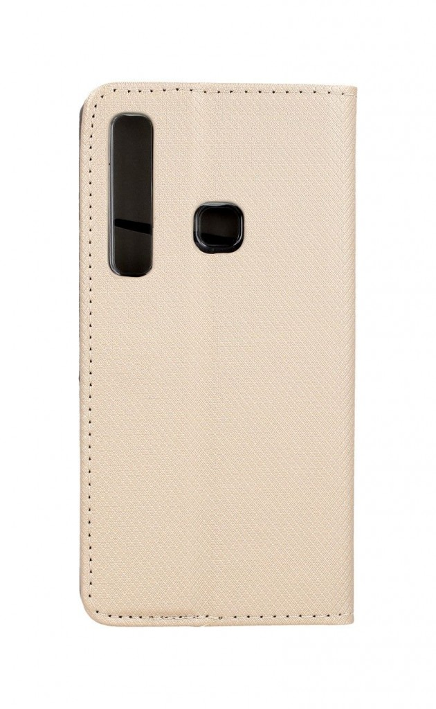 Knížkové pouzdro Smart Magnet na Samsung A9 zlaté