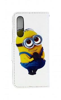 Knížkové pouzdro na Xiaomi Mi 9 SE Minion