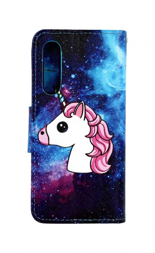 Knížkové pouzdro na Xiaomi Mi 9 SE Space Unicorn