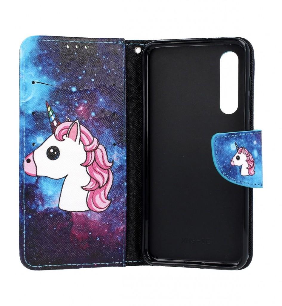 Knížkové pouzdro na Xiaomi Mi 9 SE Space Unicorn (2)