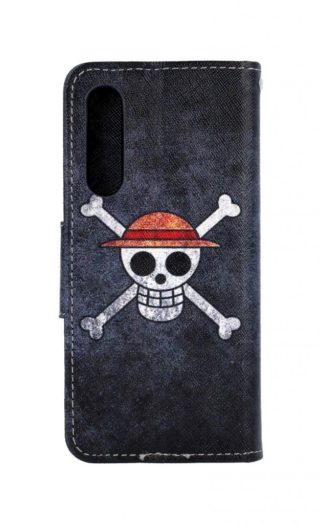 Knížkové pouzdro na Xiaomi Mi 9 SE Warning