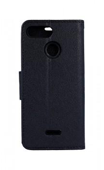 Knížkové pouzdro na Xiaomi Redmi 6 černé