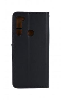 Knížkové pouzdro na Xiaomi Redmi Note 8 černé s přezkou 2
