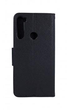 Knížkové pouzdro na Xiaomi Redmi Note 8 černé