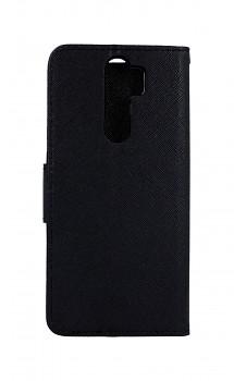 Knížkové pouzdro na Xiaomi Redmi Note 8 Pro černé