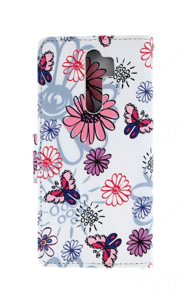 Knížkové pouzdro na Xiaomi Redmi Note 8 Pro Flowers