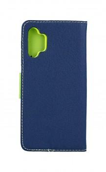 Knížkové pouzdro na Samsung A32 modré