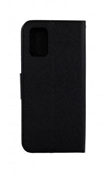 Knížkové pouzdro na Samsung A03s černé