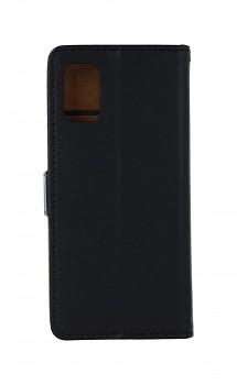 Knížkové pouzdro na Samsung A41 černé s přezkou 2