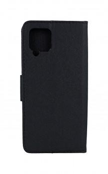 Knížkové pouzdro na Samsung A42 černé