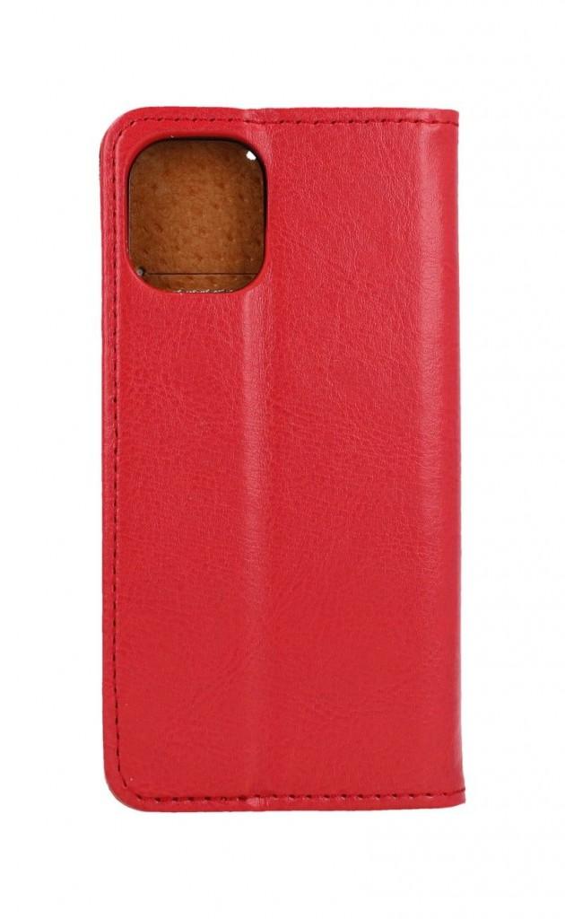 Knížkové pouzdro Special na iPhone 12 mini červené