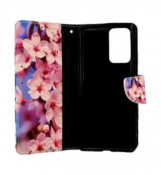 Knížkové pouzdro na Xiaomi Redmi Note 10 Pro Sakura (1)