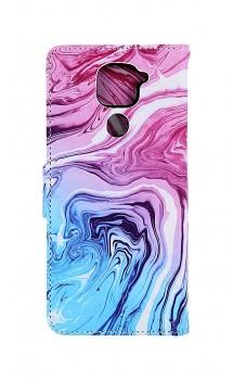 Knížkové pouzdro na Xiaomi Redmi Note 9 Malba
