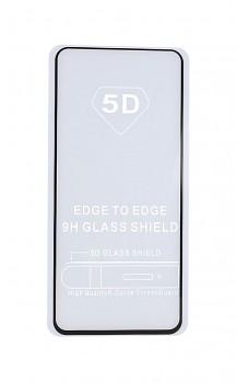 Tvrzené sklo BlackGlass na Xiaomi Redmi Note 9 5D černé