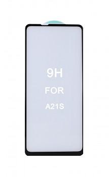 Tvrzené sklo HARD FullGlue na Samsung A21s 5D černé