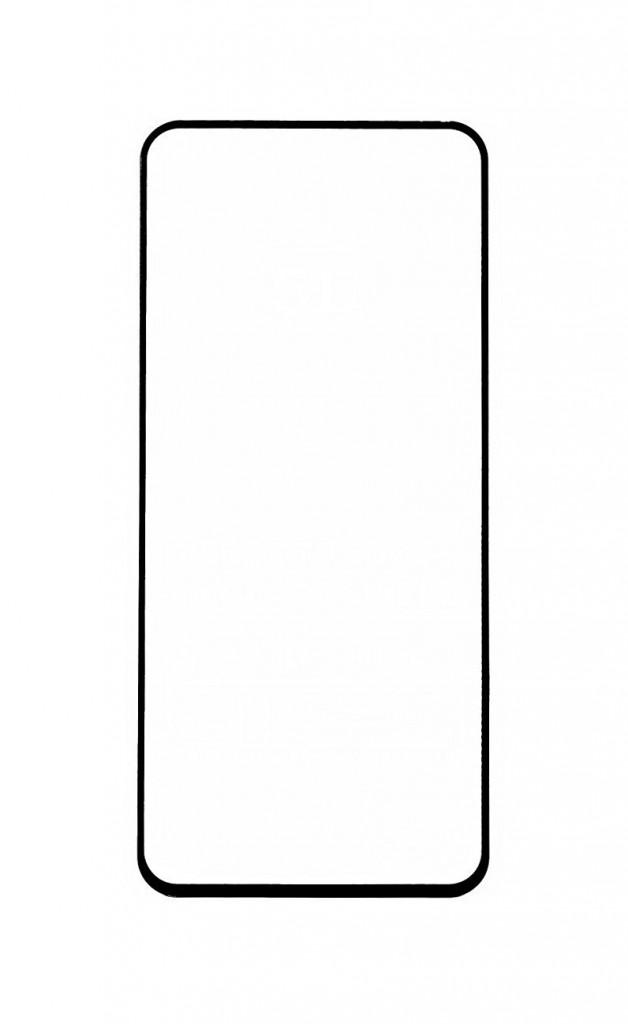 Tvrzené sklo BlackGlass na Xiaomi Redmi Note 10 Pro 5D černé