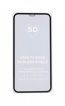 Tvrzené sklo SmartGlass na iPhone 11 Full Cover černé