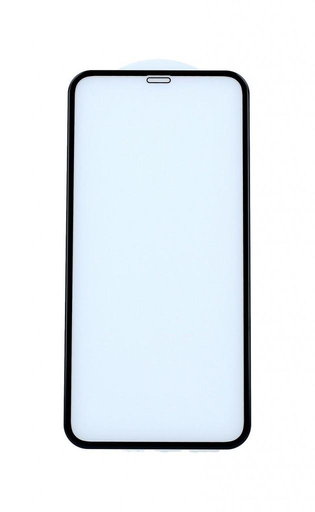 Tvrzené sklo Swissten na iPhone 11 Pro 3D zahnuté černé