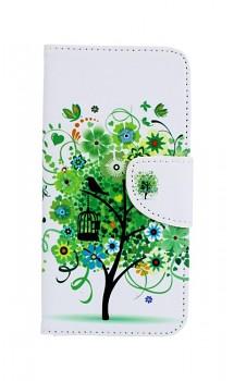 knížkové pouzdro pro xiaomi redmi 6a strom