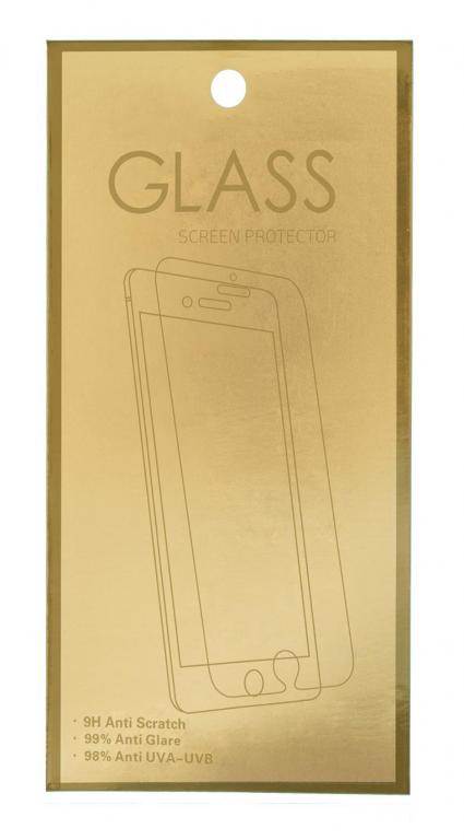 Tvrzené sklo GoldGlass iPhone 5 / 5s / SE (ochranné sklo na mobil iPhone 5 / 5s / SE) 11168
