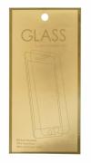 Tvrzené sklo GoldGlass iPhone 5 / 5s / SE
