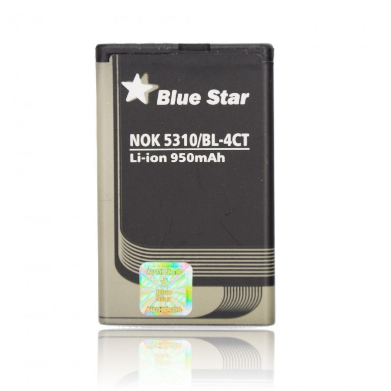 Baterie Blue Star BTA-NO5372 NOKIA 5310 Xpress Music / 7310 Supernova 950mAh - neoriginální