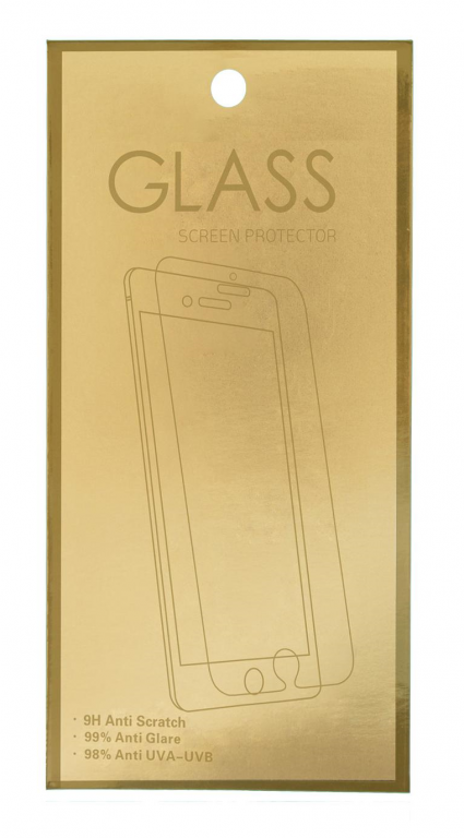 Tvrzené sklo GoldGlass iPhone 6 / 6s (ochranné sklo na mobil iPhone 6 / 6s) 12295